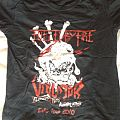 Fueled By Fire / Violator - Tourshirt 2010