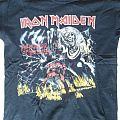 Iron Maiden - TShirt or Longsleeve - Iron Maiden - Number