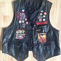 Iron Maiden - Battle Jacket - Leather Vest