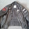Asphyx - Battle Jacket - Leather Jacket