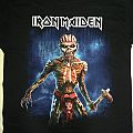 Iron Maiden - Tourshirt 2016