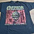Kreator - TShirt or Longsleeve - Kreator Violent Revolution Tour Tshirt 2001