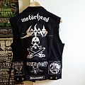 My black vest Battle Jacket