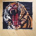 Tygers Of Pan Tang Backpatch
