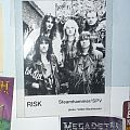 Risk Autograph Other Collectable