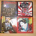 Tokyo Blade/Darkness LPs