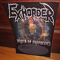 Exhorder - Other Collectable - Exhorder Concert Poster