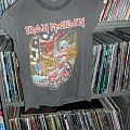 Iron Maiden - TShirt or Longsleeve - Iron Maiden Somewhere in Time Tour Shirt