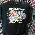 TShirt or Longsleeve - Operation Rock N Roll 1991 Tour Shirt