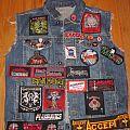 Slayer - Battle Jacket - My Battle Jacket Vest Update!