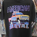 Metal - TShirt or Longsleeve - American Metal Shirt