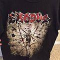 Exodus - TShirt or Longsleeve - Exodus EXHIBIT B release shows shirt 2009