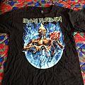 Iron Maiden - TShirt or Longsleeve - Iron Maiden 2012 North America Maiden England tour shirt