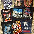 Looking for Original Maiden England(infinite dreams) or any Seventh Son era backpatch only!!!
