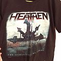 Heathen the evolution of chaos shirt