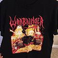Warbringer War without end shirt