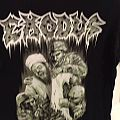 Exodus zombie soldiers 2010 tour shirt