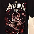 Metallica Fan Club shirt 2010