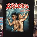 Exodus Bonded by Blood backpatch