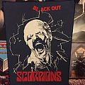 Scorpions - Patch - Scorpions Blackout backpatch