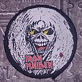 Iron Maiden - Number of the Beast Circle Patch