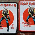 Iron Maiden - Maiden Japan Patch