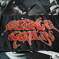 Orange Goblin Logo Patch