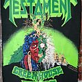 Testament - Greenhouse Effect Patch
