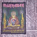 Iron Maiden - Seventh Son Of A Seventh Son Patch