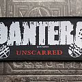 Pantera - Unscarred Strip Patch