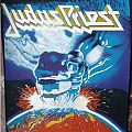 Judas Priest - Ram It Down Backpatch