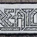 Kreator - Logo Stripe Patch