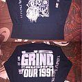 TShirt or Longsleeve - Napalm Death US Grind Crusher 1991