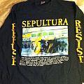 Sepultura - Refuse / Resist TShirt or Longsleeve