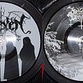 Behexen - Satanic Warmaster Split 10' PicEp Tape / Vinyl / CD / Recording etc