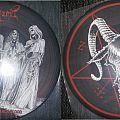 Beherit - Oath Of The Black Blood PicLp Tape / Vinyl / CD / Recording etc