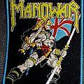 Manowar - Hail To England Patch