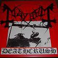 Mayhem - Deathcrush LP Tape / Vinyl / CD / Recording etc