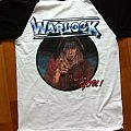 Warlock - I Want You Baseball Shirt