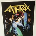 Patch - Anthrax - Spreading the Disease Backpatch