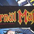 Infernal Majesty - Patch - Infernal Majesty Logo Stripe