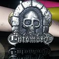 Entombed - Other Collectable - ENTOMBED - 1993 Pin - for lifewillneverlast
