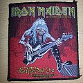 Iron Maiden - Patch - Fear Of The Dark Live - Iron Maiden Patch