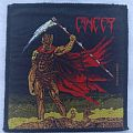 Cancer Death Shall Rise Woven Patch