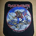 Iron Maiden - Patch - Iron Maiden The Trooper Patch 1984
