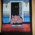 Metal Church The Dark Backpatch