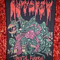 Autopsy Mental Funeral Backpatch
