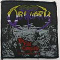 Obituary - The End Complete (Vintage Patch)