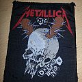 Metallica - Patch - Metallica Damage Inc