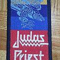 Judas Priest Screaming for Vengeance Vtg 80s Patch